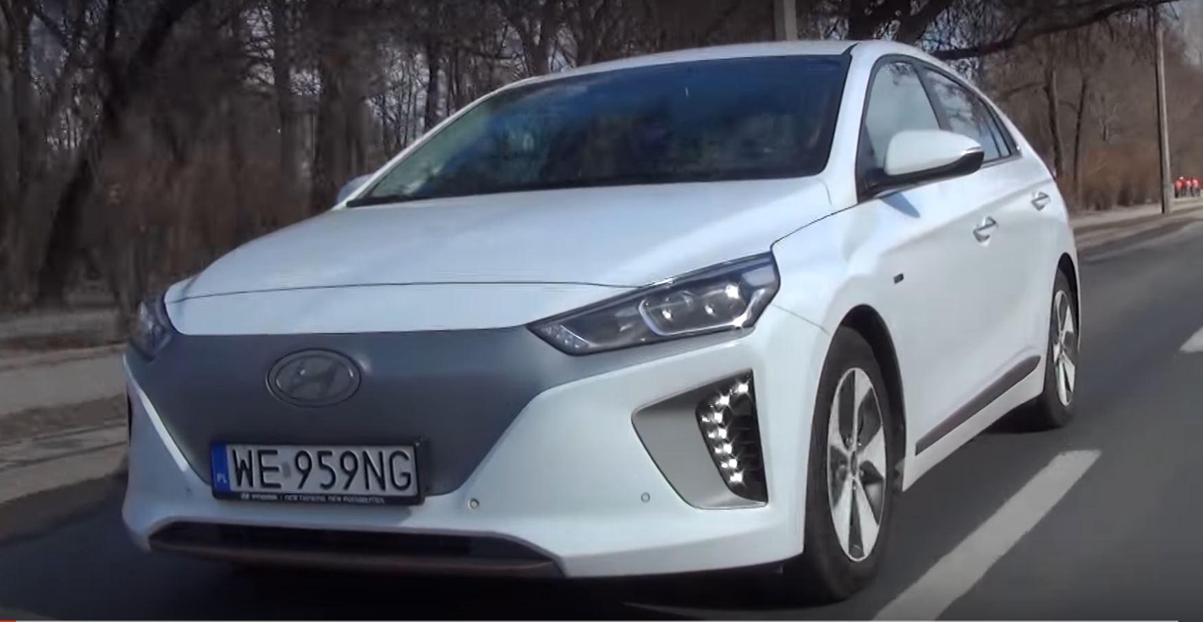 Hyundai Ioniq Electric Acceleration Test 0 To 50 Km H In 3 Seconds