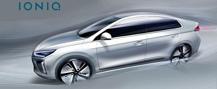 Hyundai Ioniq Fuel Economy Figures Leaked
