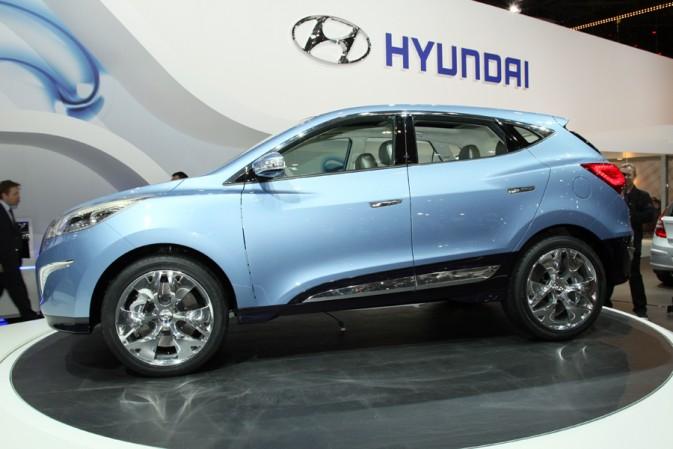 Hyundai Pronounce 28 Images Hyundai Ix25 Based Suv To