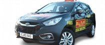 Hyundai ix35 Becomes Driving School Car