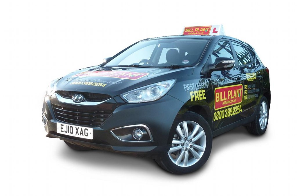 Hyundai Ix35 Becomes Driving School Car Autoevolution