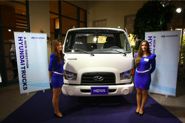 Hyundai Launches Hd Truck In Europe Autoevolution