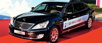 Hyundai Providing Vehicles for G20 Seoul Summit