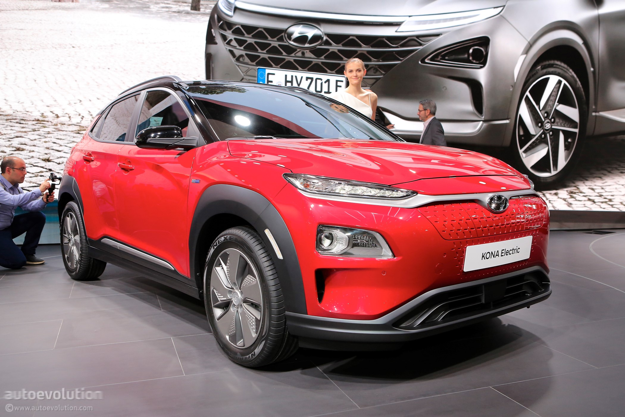Facelift Tucson 2018 >> Hyundai Pulls The Plug On ICE In Geneva With The All-New Kona Electric - autoevolution