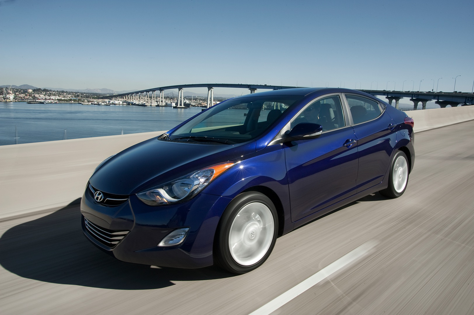Hyundai Recalls 2013 Elantra Over Brake Pedal Stopper Pad