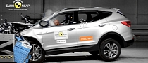 Hyundai Santa Fe Gets 5-Star Rating From NCAP [Video]
