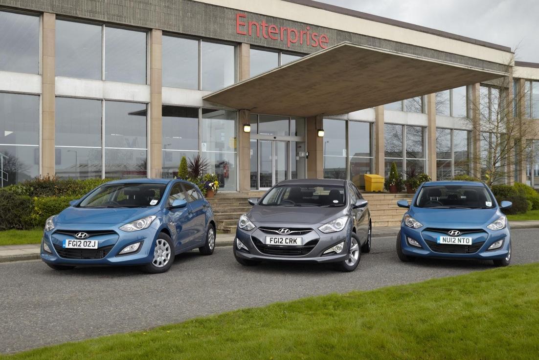 Hyundai Scores Major Fleet Sale Of New I30 In Uk