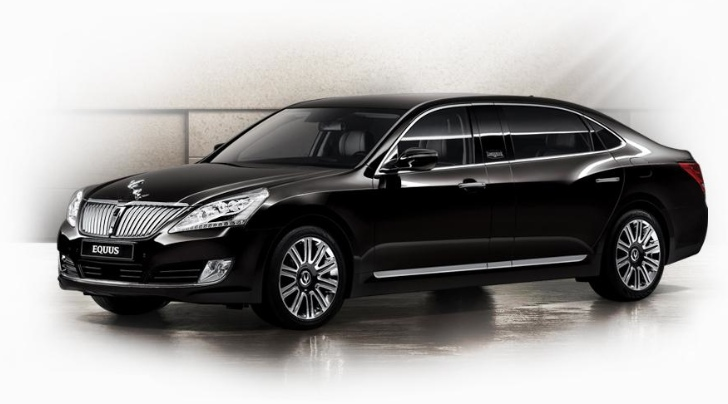 hyundai shows off facelifted equus luxury sedan for 2013 autoevolution. Black Bedroom Furniture Sets. Home Design Ideas