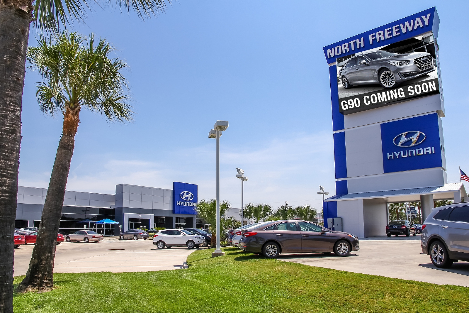 cars hyundai dealerships new grand opening dealer grove spruce used img trucks suvs