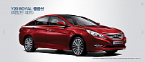 Hyundai Sonata Gets Facelift for Korean Market