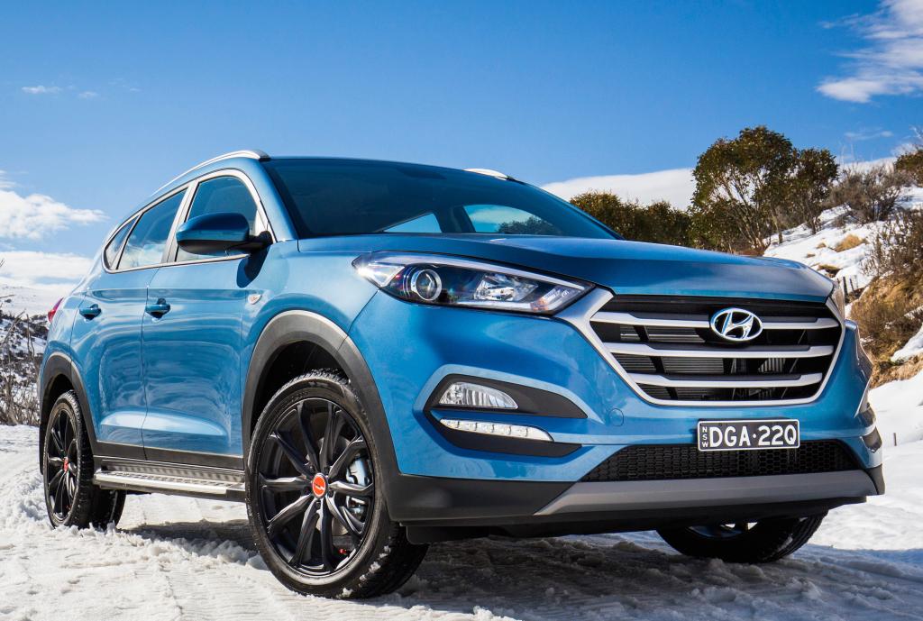 Hyundai Tucson And Santa Fe 30 Celebrate 3 Decades In Australia