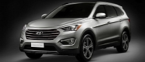 Hyundai Unveils LWB 2013 Hyundai Santa Fe: Photos and Details