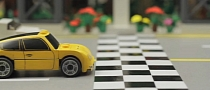 Hyundai Veloster Races Against LEGO Racing Car in New Ad [Video]