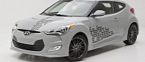 Hyundai Veloster RE:MIX Edition Unveiled at 2012 SEMA [Photo Gallery]