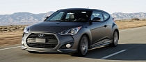 Hyundai Veloster SR Turbo Launched in Australia