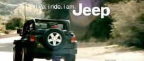 i live. i ride. i am. Jeep. - Times Square Offensive