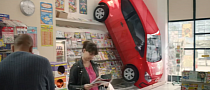 I'll Have Gum and… a Volkswagen Up! [Video]
