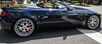 Ice T Drives an Aston Martin V8 Vantage Roadster