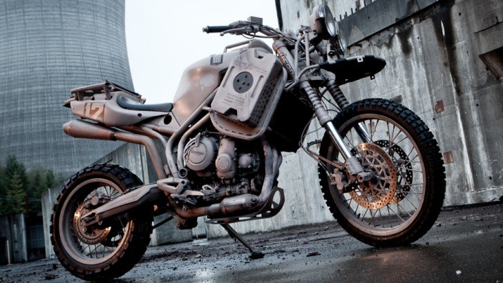 Icon Dromedarii, the Coolest Triumph Tiger 800XC in the World [Video][Photo Gallery]