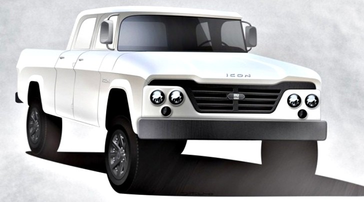 ICON Set to Debut Dodge Pickup at SEMA