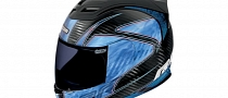 Icon Shows Aiframe Carbon RR Motorcycle Helmet [Photo Gallery]