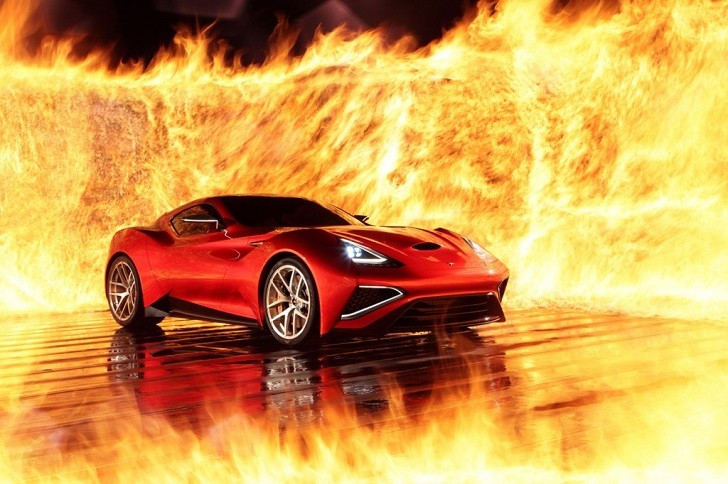 Icona Vulcano Supercar Could Go Into Limited Production