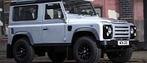 Iconic Revival: Land Rover Expected to Bring Defender Prototype to Frankfurt