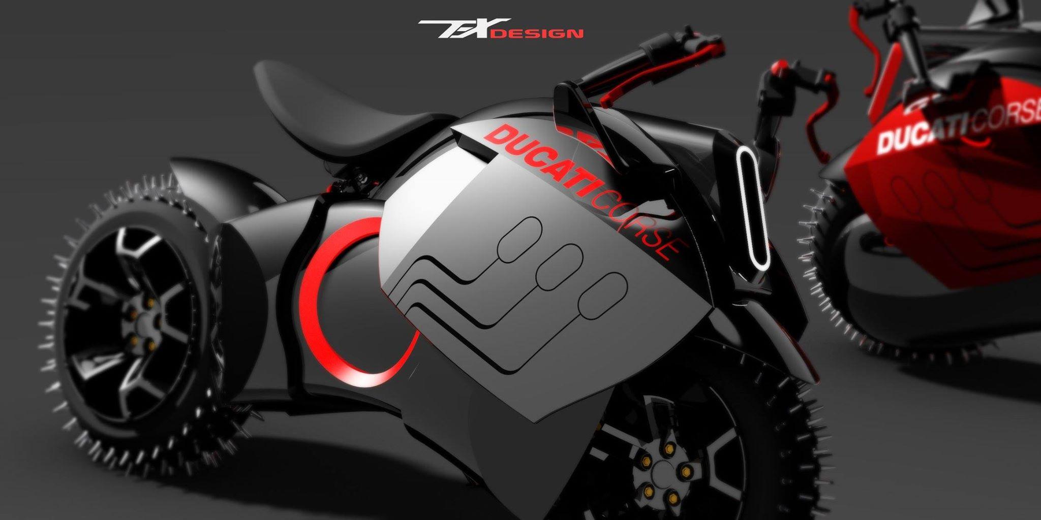 Ducati Chopper