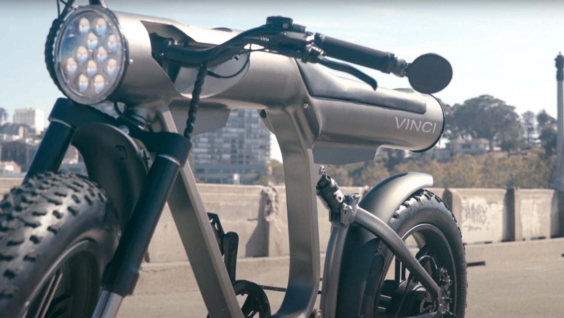 If Leonardo da Vinci Had Designed an E-Bike, It Might Have Looked Like This  - autoevolution