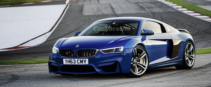 If The Audi R8 And Bmw M4 Had A Baby It Would Be Ugly
