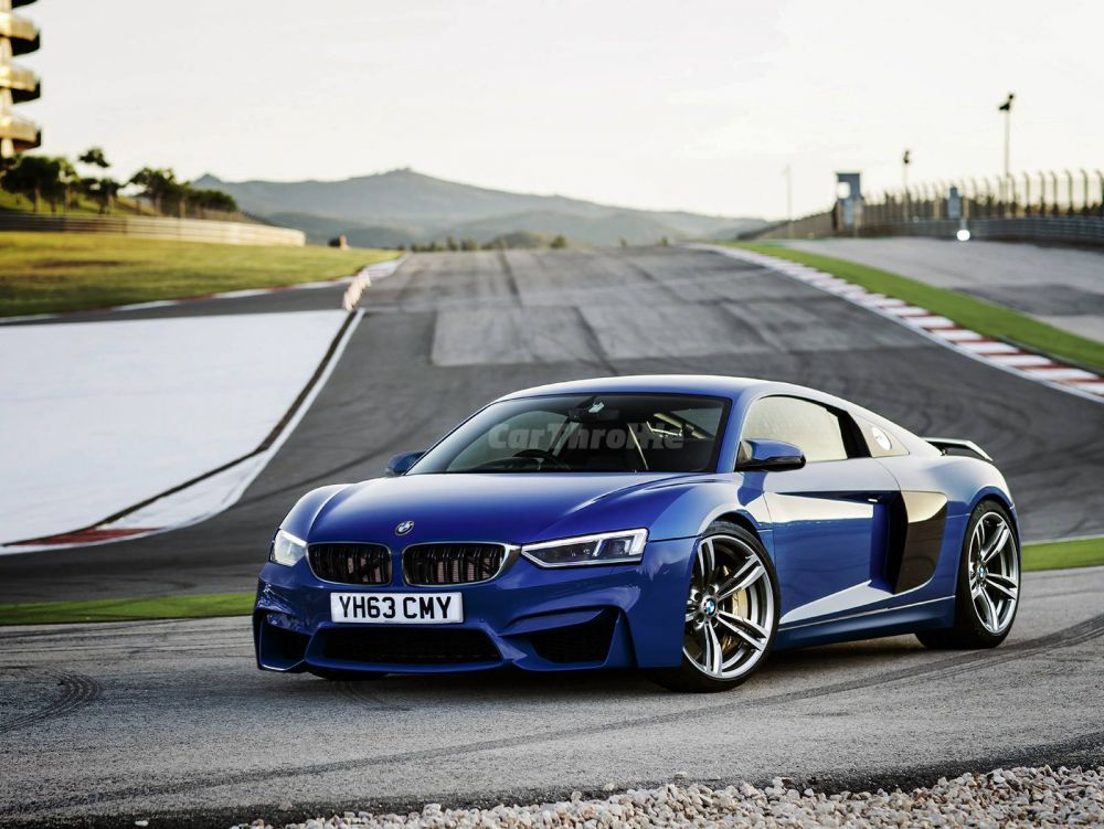 If The Audi R8 And Bmw M4 Had A Baby It Would Be Ugly Autoevolution