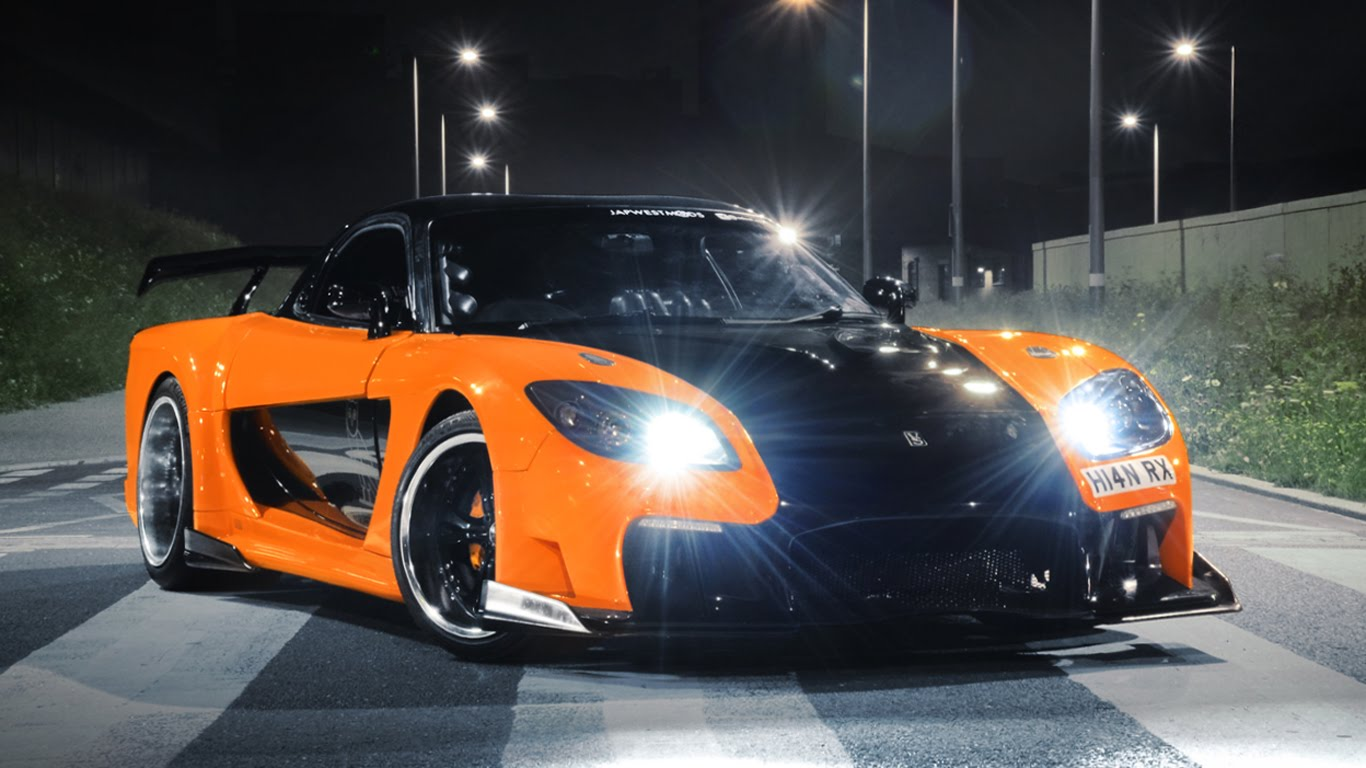 Mazda Rx7 2016 New Car Updates 2019 2020 Timing Belt If Tokyo Drift Had Gopro Footage This Rx