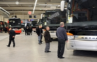 Setra at IGOM fair