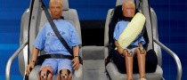 IIHS Applauds Ford's Inflatable Belts