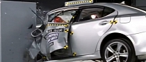 IIHS Introduces New Frontal Crash Test, Many Premium Sedans Fail [Video]