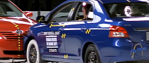 Study Says Hybrids are Safer in a Crash [Video]