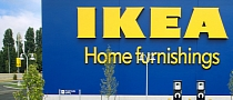 IKEA Starts EV Charging Program in U.S.