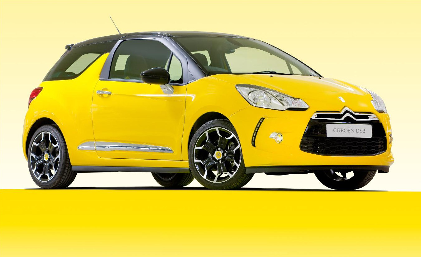 citroen ds3 is 2011 diesel car of the year autoevolution. Black Bedroom Furniture Sets. Home Design Ideas