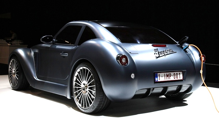 Mitsubishi Sports Car Concept