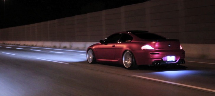 Importfest BMW E63 645i Is Like Red Riding Hood [Video]
