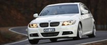 Improved BMW 330d and 335i for Australia