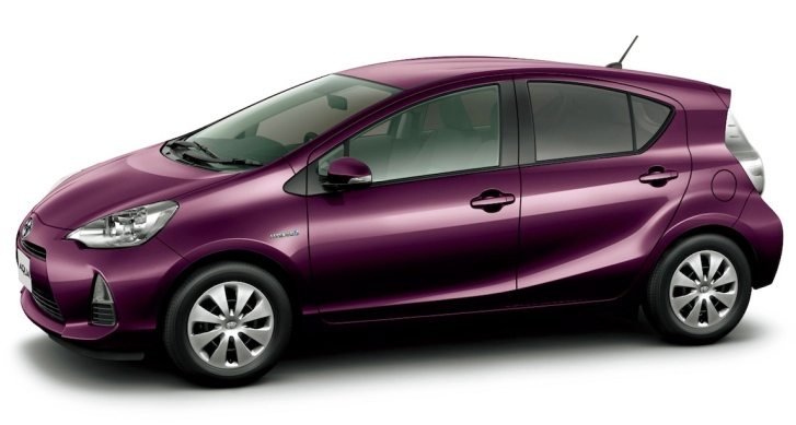 Honda Fit Mpg >> Improved Toyota Aqua Price and Specs Released - autoevolution