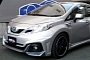 New Nissan Note Tuned by Impul in Japan