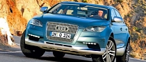 Audi Wants Q6 Coupe Crossover to Take on BMW X6 in 2016