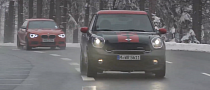 In-House Slaughter: MINI JCW Paceman vs BMW M135i by Autocar [Video]