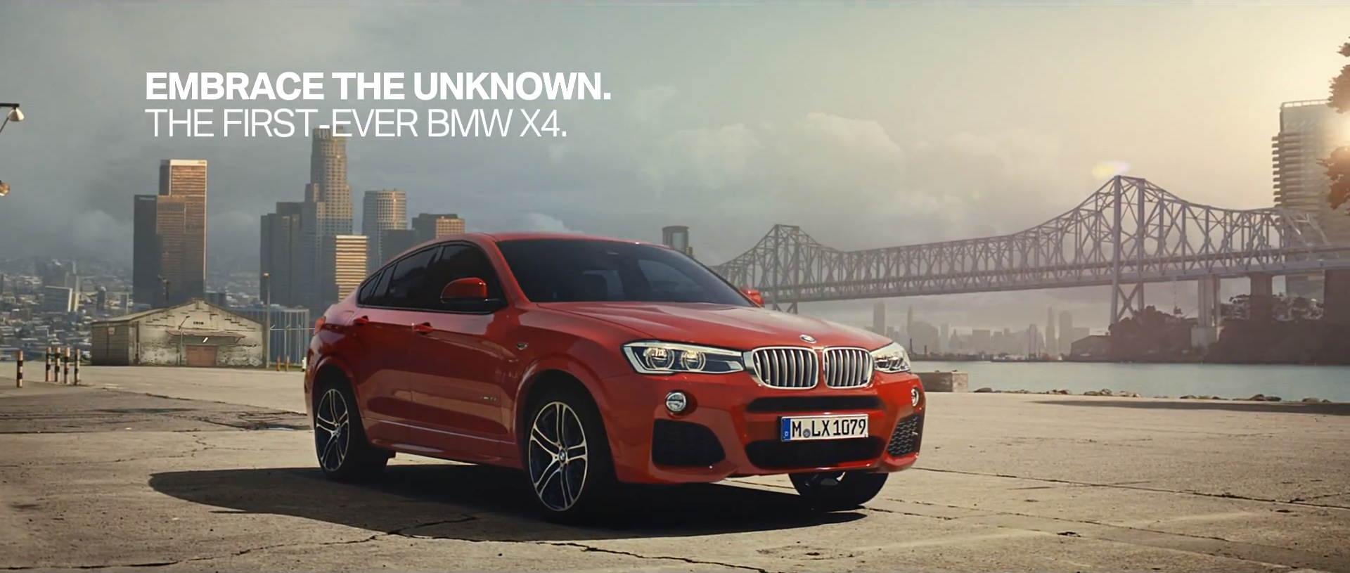 M4 Sport Online >> Inception-Inspired BMW X4 Commercial Tells You to Embrace the Unknown - autoevolution