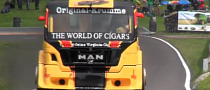 Incredible 5,800 Nm MAN Racetruck Attempts Hill Climb [Video]