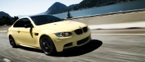 IND BMW M3 Dakar Yellow First Details and Photos