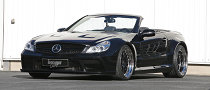 Inden Design Releases Black Series Kit for the Mercedes SL65 AMG