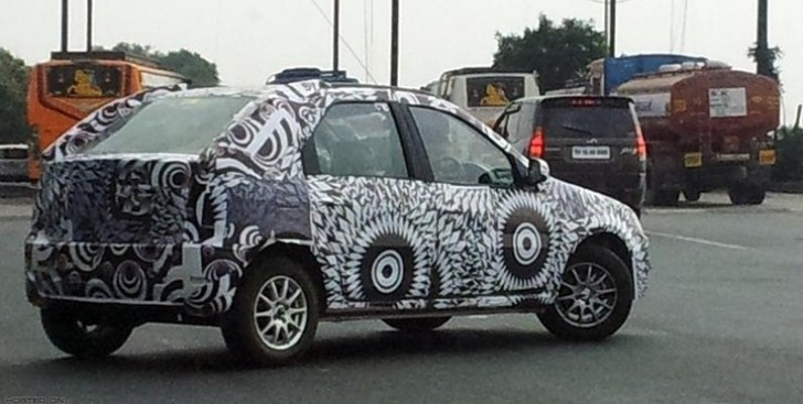 India's Mahindra Working on Dacia Logan Hatchback That's Not a Sandero!